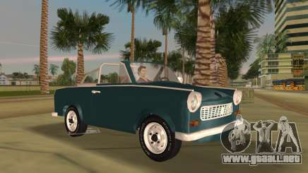Trabant 601 Custom para GTA Vice City