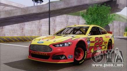 Ford Fusion NASCAR Sprint Cup 2013 para GTA San Andreas