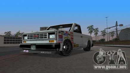 Bobcat Turbo para GTA Vice City