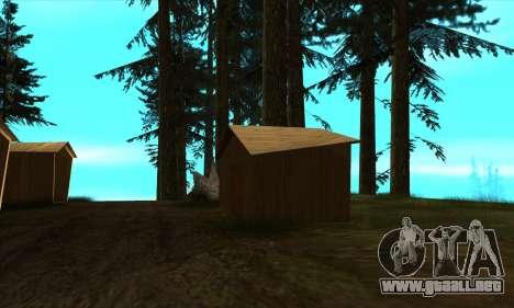 Casas nuevas en el PANÓPTICO para GTA San Andreas quinta pantalla