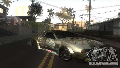 Elegy Fail Crew by Black para GTA San Andreas