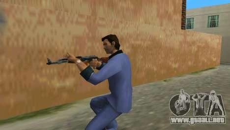 Kalashnikov Modernizado para GTA Vice City tercera pantalla