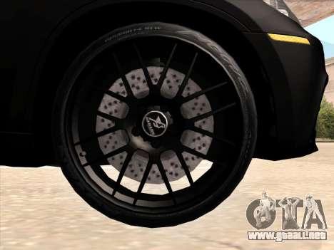 BMW X6 Hamann para GTA San Andreas