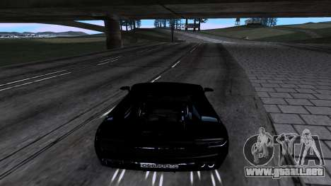 New Roads v1.0 para GTA San Andreas sexta pantalla