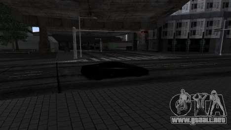 New Roads v1.0 para GTA San Andreas novena de pantalla