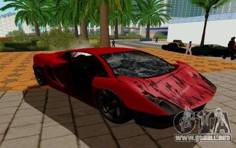 GTA 5 Pegassi Vacca para visión interna GTA San Andreas