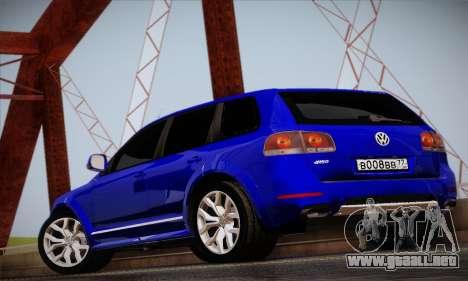 Volkswagen Touareg 2010 para la visión correcta GTA San Andreas