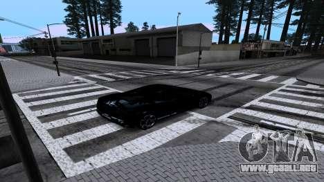 New Roads v1.0 para GTA San Andreas décimo de pantalla