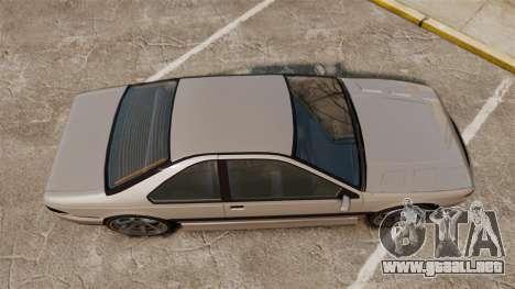 Vapid Fortune GTRS v2.0 para GTA 4 visión correcta