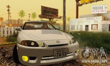 Lexus SC300 v1.01 [ImVehFT] para la visión correcta GTA San Andreas