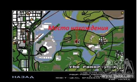 Casas nuevas en el PANÓPTICO para GTA San Andreas sexta pantalla