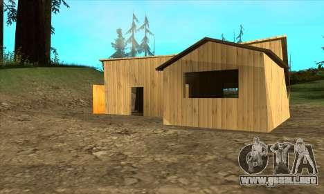 Casas nuevas en el PANÓPTICO para GTA San Andreas segunda pantalla