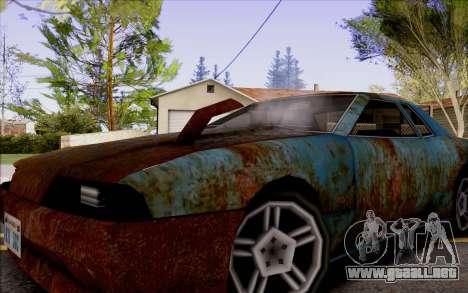 Elegy by Swizzy para la visión correcta GTA San Andreas