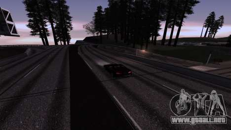 New Roads v3.0 Final para GTA San Andreas segunda pantalla
