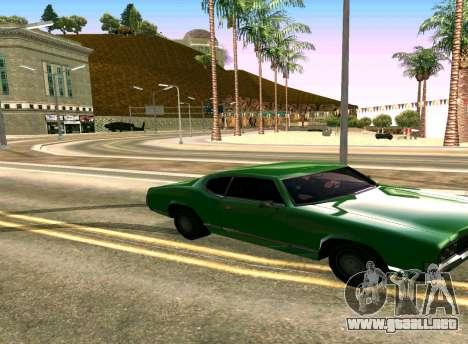 ENBSeries by Sup4ik002 para GTA San Andreas sexta pantalla