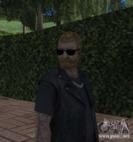 New Wmycr para GTA San Andreas tercera pantalla