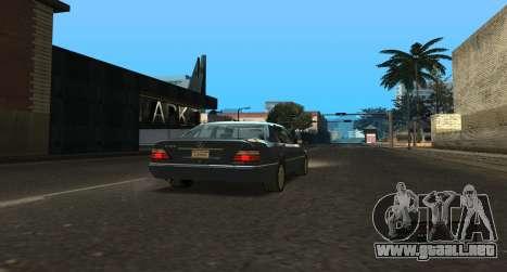 ENB Series for SA:MP para GTA San Andreas