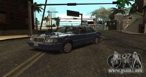ENB Series for SA:MP para GTA San Andreas séptima pantalla