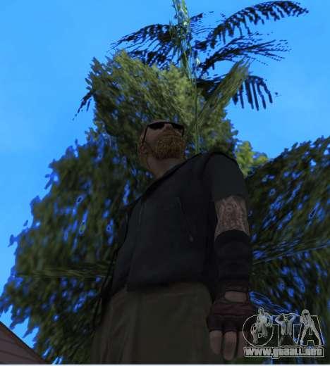 New Wmycr para GTA San Andreas sucesivamente de pantalla
