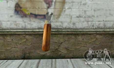 Su para GTA San Andreas segunda pantalla