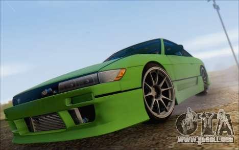 Nissan Silvia S13 Vertex para visión interna GTA San Andreas