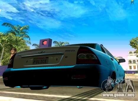 ENBSeries by Sup4ik002 para GTA San Andreas tercera pantalla