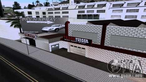 New TransFender para GTA San Andreas