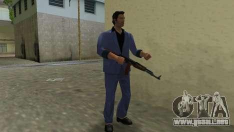 Kalashnikov Modernizado para GTA Vice City séptima pantalla
