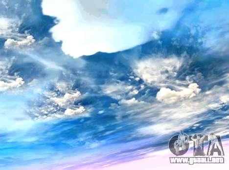 ENBSeries by Sup4ik002 para GTA San Andreas quinta pantalla