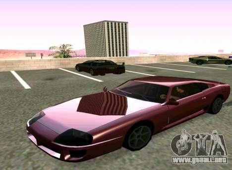 ENBSeries by Sup4ik002 para GTA San Andreas décimo de pantalla