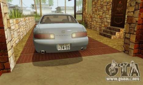 Lexus SC300 v1.01 [ImVehFT] para vista lateral GTA San Andreas