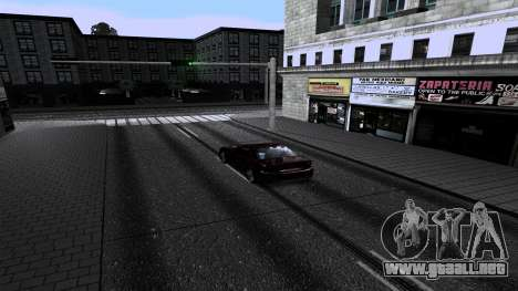 New Roads v3.0 Final para GTA San Andreas quinta pantalla