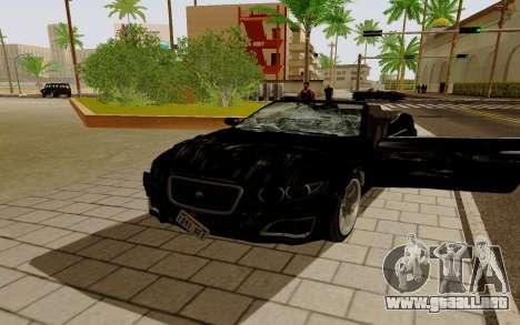 GTA 5 Lampadati Felon GT V1.0 para GTA San Andreas left