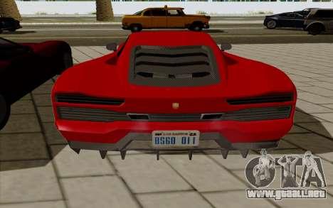 GTA 5 Pegassi Vacca para la visión correcta GTA San Andreas