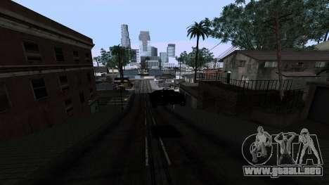 New Roads v1.0 para GTA San Andreas séptima pantalla