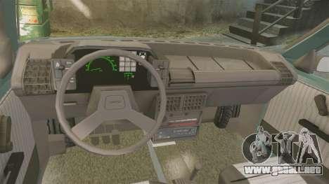 Fiat Uno para GTA 4 vista interior