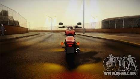 Yamaha Star Stryker 2012 para visión interna GTA San Andreas