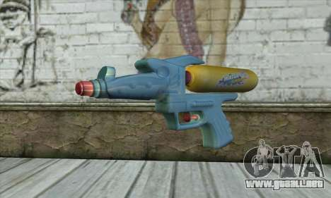 Water Gun para GTA San Andreas