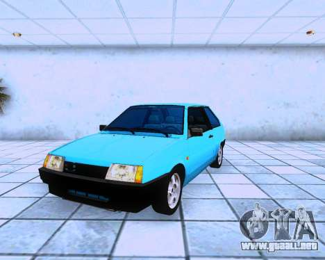 VAZ 2108 Sintonizable para GTA San Andreas
