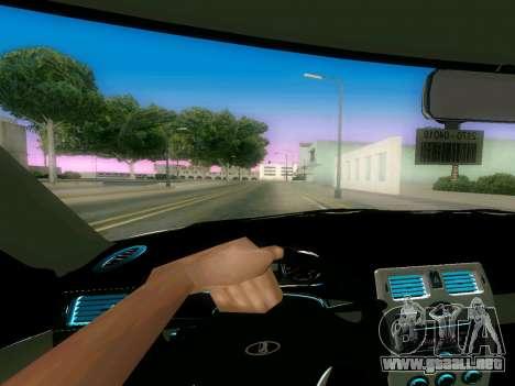 ENBSeries by Sup4ik002 para GTA San Andreas sucesivamente de pantalla