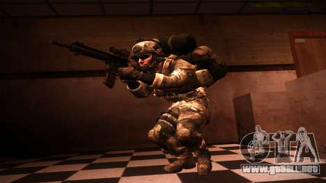 Ranger из De Call of Duty: Ghosts para GTA San Andreas