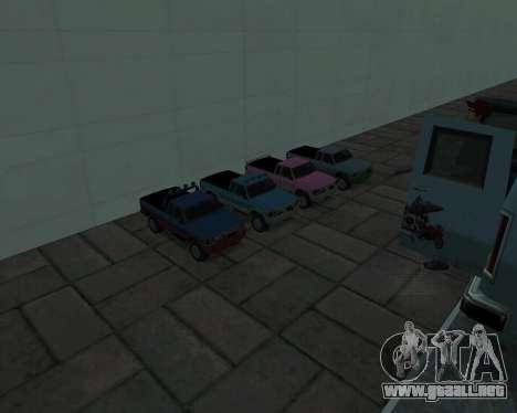 RC Pickup Off Road para GTA San Andreas