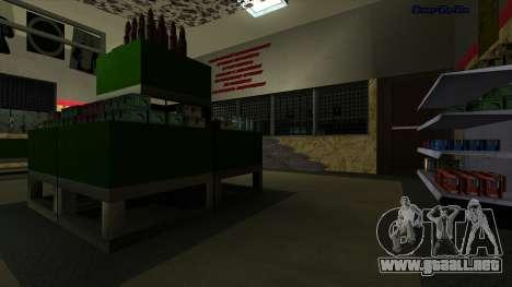 HD inmunizar para GTA San Andreas segunda pantalla