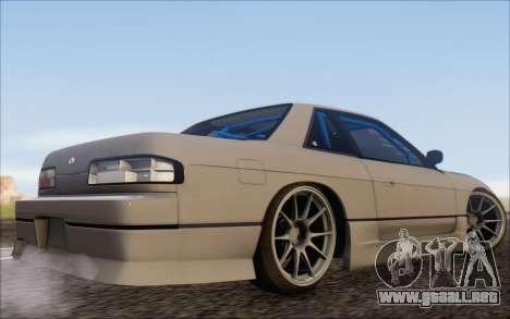 Nissan Silvia S13 Vertex para GTA San Andreas left