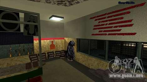 HD inmunizar para GTA San Andreas