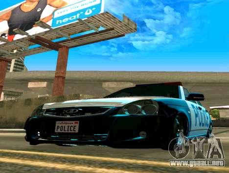 ENBSeries by Sup4ik002 para GTA San Andreas segunda pantalla