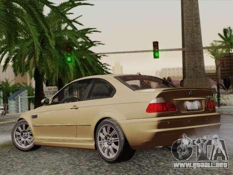 BMW M3 E46 2005 para GTA San Andreas left