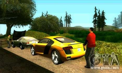 Situación de la vida v2.0 para GTA San Andreas tercera pantalla