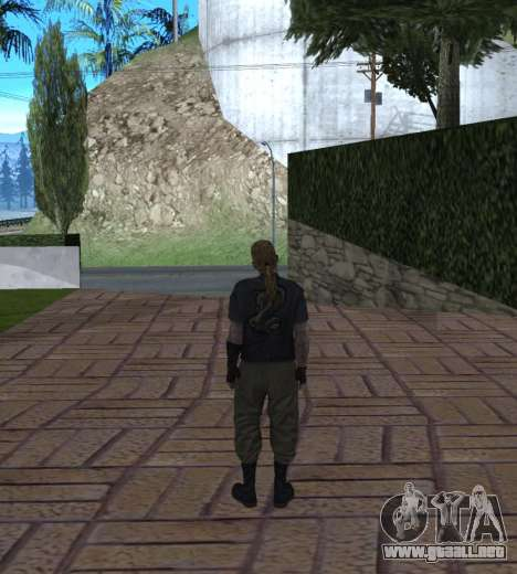 New Wmycr para GTA San Andreas segunda pantalla