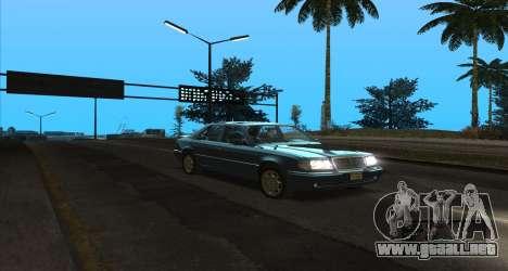ENB Series for SA:MP para GTA San Andreas segunda pantalla